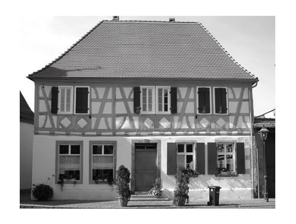 Wohnbau Holzbauweise für  Künzelsau